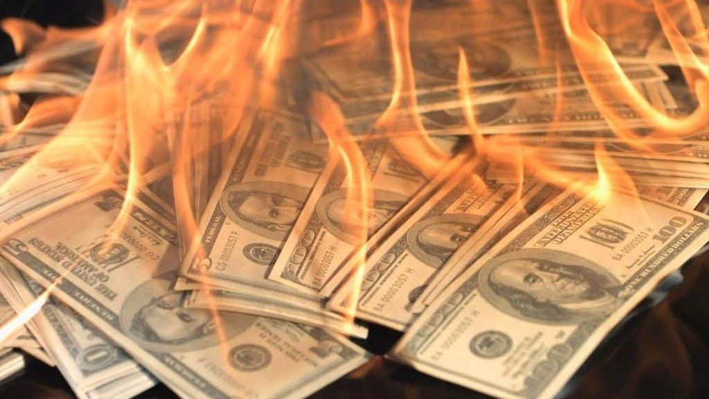 275 milyar dolar buharlaştı