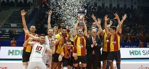 Filede şampiyon Galatasaray!