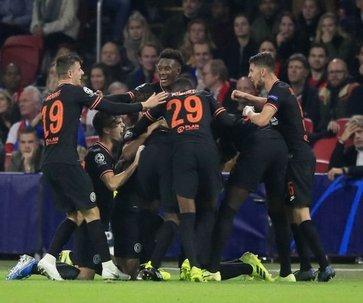 Chelsea, Ajax'ı yıktı