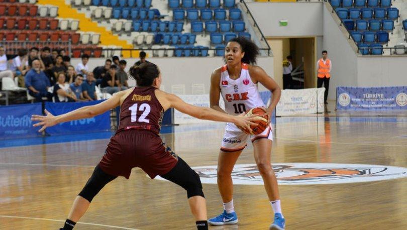 Gelecek Koleji Çukurova Basketbol: 86 - Reyer: 81 | MAÇ SONUCU