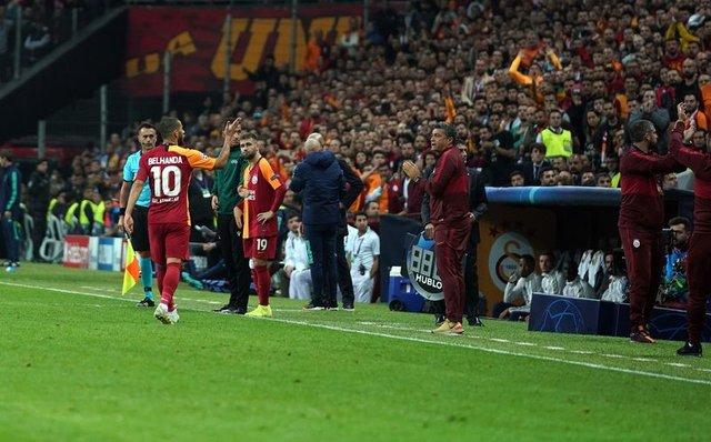 Fatih Terim ve Diego Simeone'nin ıslık yorumları!