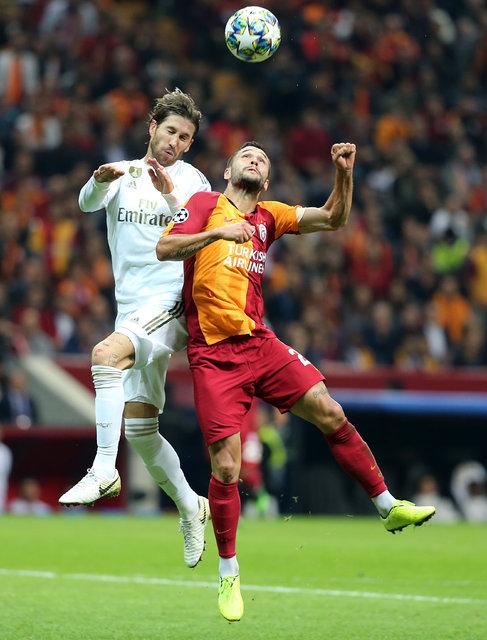 Avrupa basını ne yazdı? Galatasaray Real Madrid maçı manşetleri...