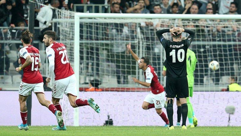Beşiktaş Braga maçı