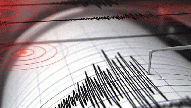 Muğla deprem
