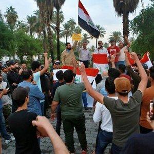 Irak'ta 'öfke Cuması'
