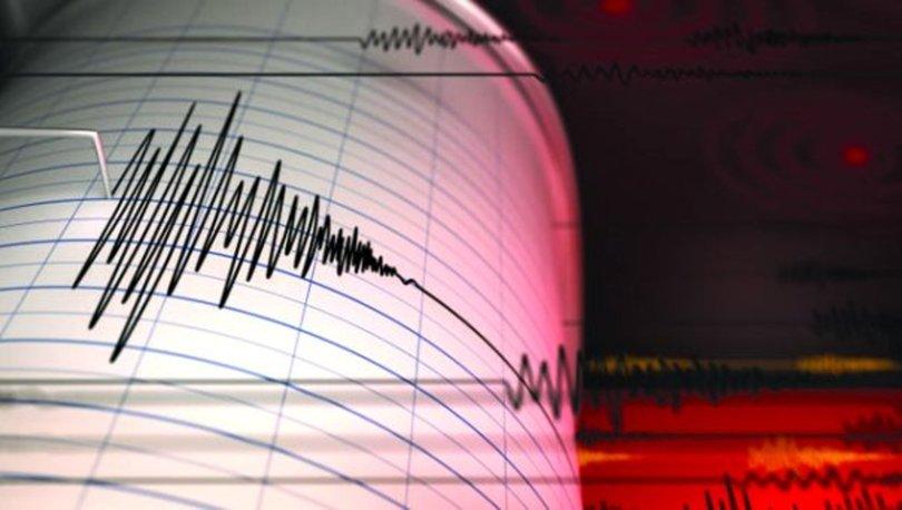 Akdeniz'de 3.6 büyüklüğünde deprem