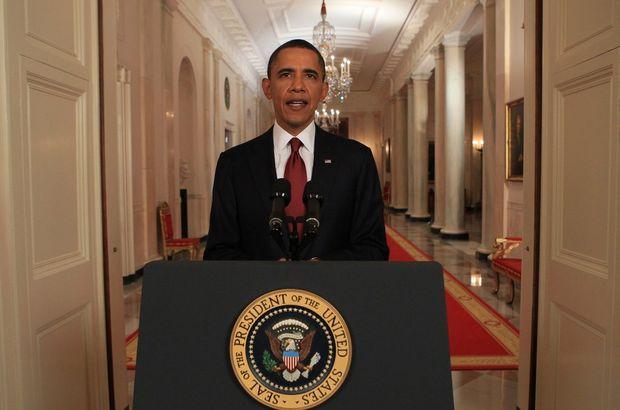 Obama Ladin'in ölümünü böyle açıklamıştı!