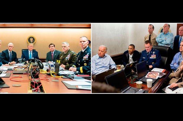 İki operasyon iki fotoğraf!