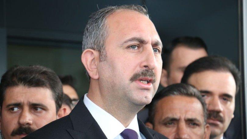 Adalet Bakanı Abdulhamit Gül'den Cumhuriyet Bayramı mesajı