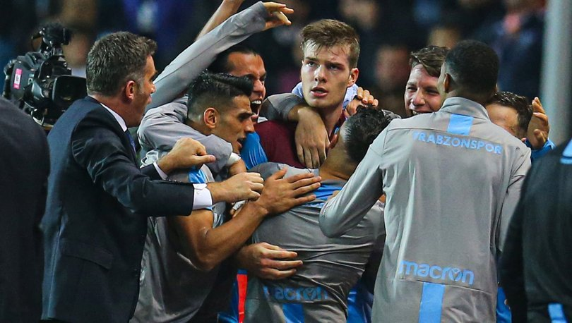 Trabzonspor kalesini gole kapatamıyor!