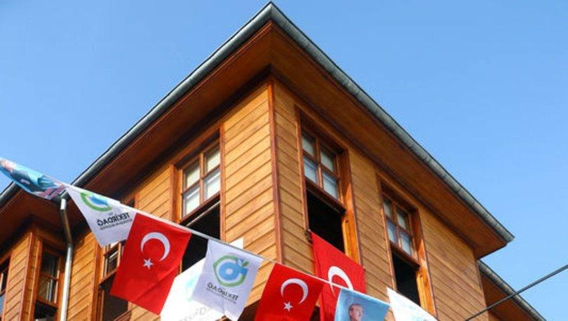 Tekirdağ'da Türk-Macar Kültür Evi törenle açıldı