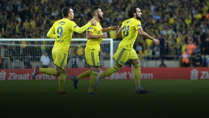 Fenerbahçe Tarsus İdmanyurdu maçı