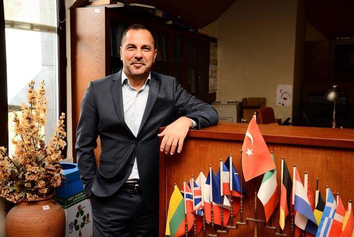 İMEAK Deniz Ticaret Odası İzmir Şubesi Yönetim Kurulu Başkanı Yusuf Öztürk