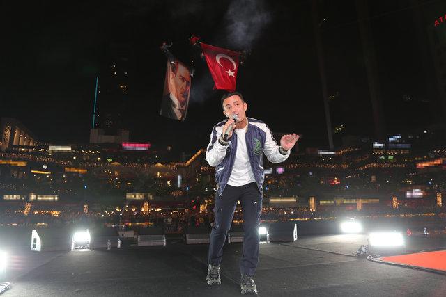 Mustafa Sandal: Olayın kendisi tarihin en büyük şovu zaten - Magazin haberleri