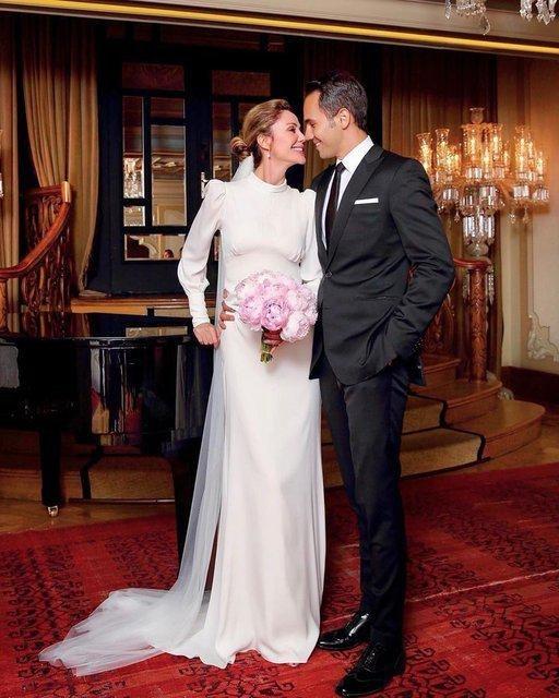 Demet Şener-Cenk Küpeli evliliğinde şok iddia! İbrahim Kutluay... - Magazin haberleri