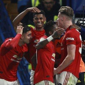 United, Chelsea'yi eledi