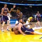 NBA'DE ŞOK! ELİ KIRILDI