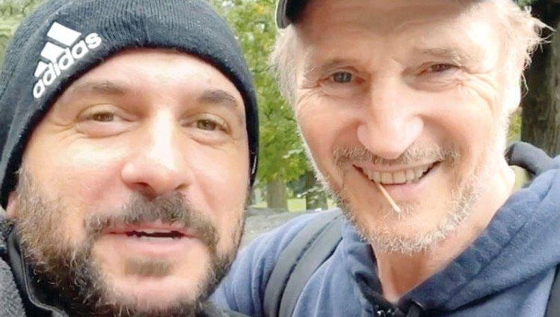 Özgür Teke - Liam Neeson