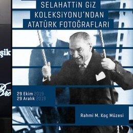 Atatürk fotoğrafları Koç Müzesi'nde