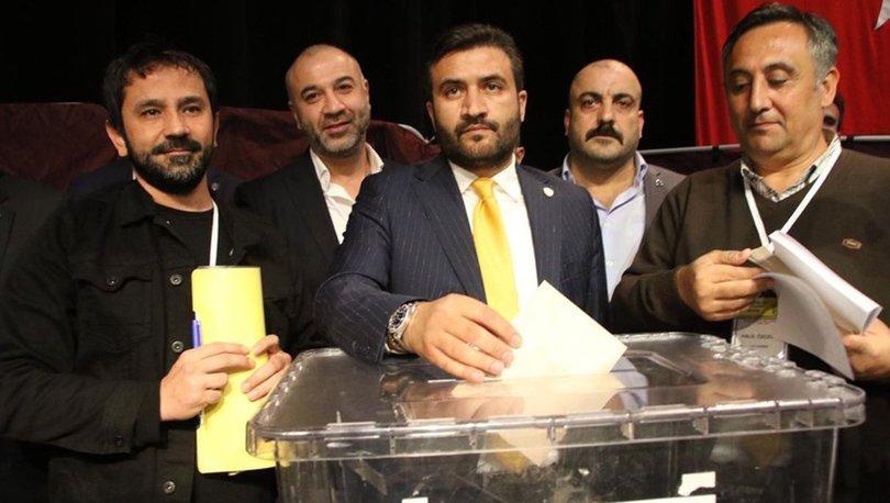 Ankaragücü'nün yeni başkanı Fatih Mert