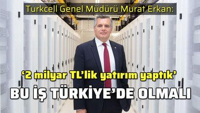 TURKCELL VERİ MERKEZİ