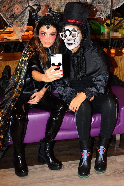 Ünlülerin Cadılar Bayramı coşkusu - Magazin haberleri