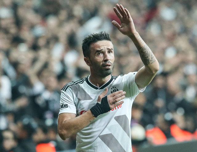 Beşiktaş'ın Antalyaspor maçı muhtemel 11'i