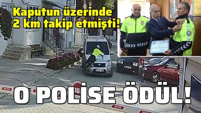 kahraman polise ödül