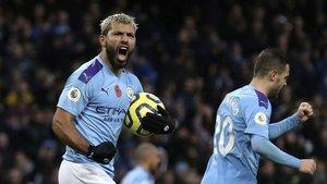 Manchester City, son anda kurtardı!