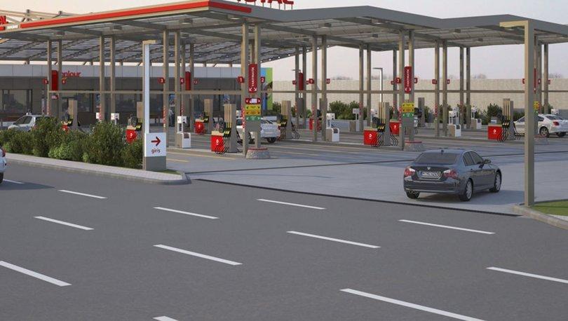 benzin istayonu