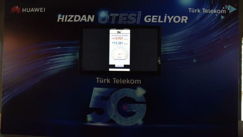 telekom 5G hız