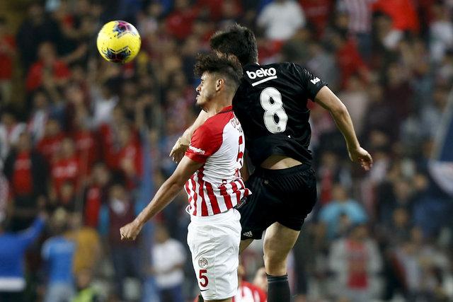 Antalyaspor - Beşiktaş maçının yazar yorumları