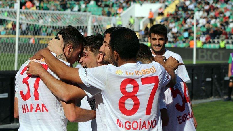 Denizlispor - Sivasspor