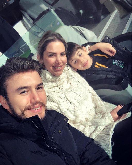 Selin İmer eşi Mustafa Ceceli'nin yeni yaşını kutladı - Magazin haberleri
