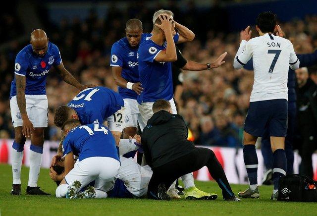 Cenk Tosun, Andre Gomes'in sakatlandığı anı anlattı: Şoka girmiş ağlıyordu - Haberler