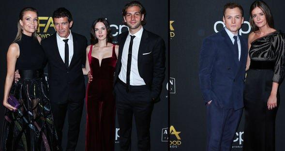 Yıldızlar Hollywood Ödüllerinde...