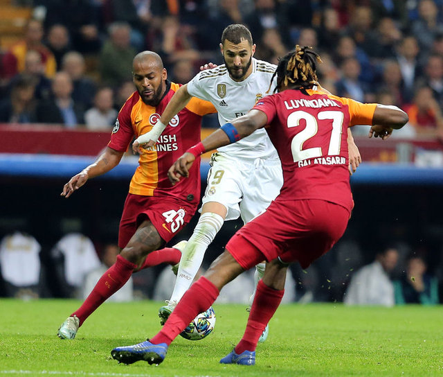 Fatih Terim'in Real Madrid 11'i: Real Madrid Galatasaray maçı ne zaman, saat kaçta, hangi kanalda? GS - Haberler