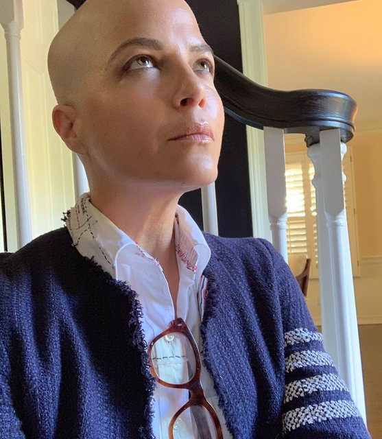 Oyuncu Selma Blair'dan kemoterapi sonrası paylaşım - Magazin haberleri