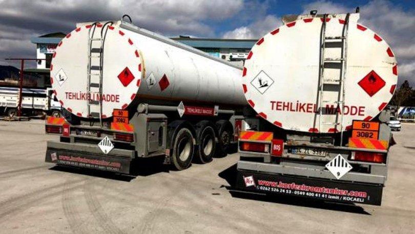 Akaryakıt tankeri