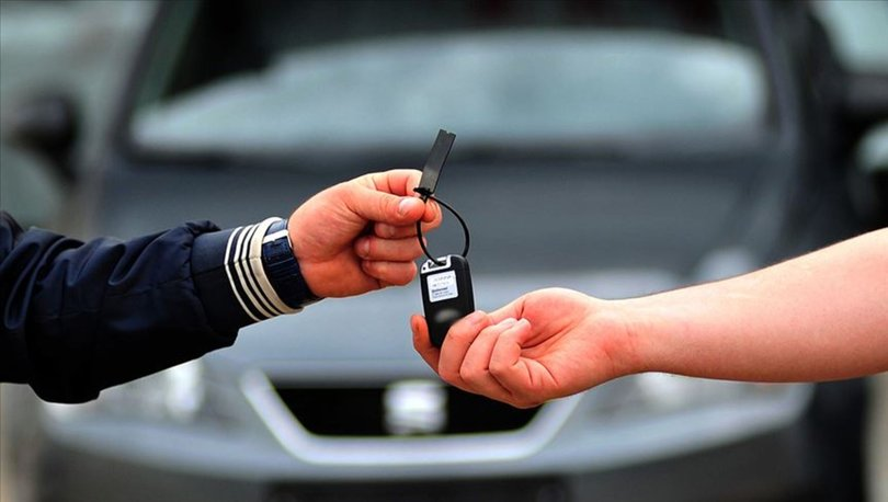 otomobil anahtarı