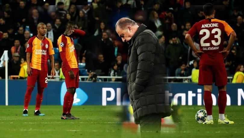 Real Madrid Galatasaray maçı