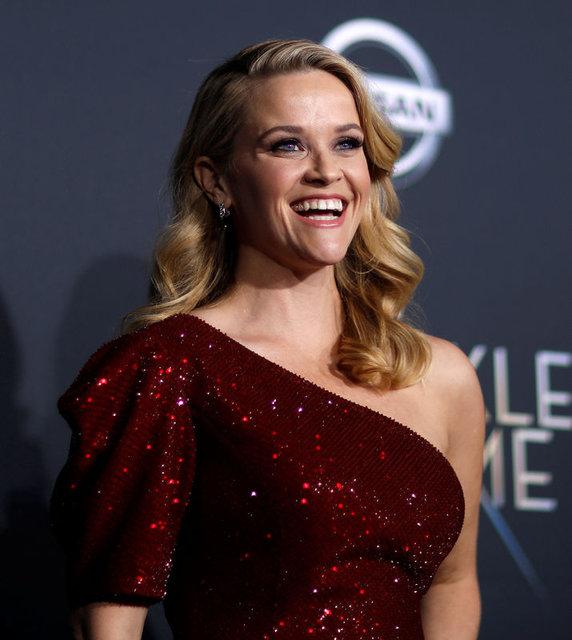 Oyuncu Reese Witherspoon'dan taciz itirafı: Sesimi çıkarmamam söylendi - Magazin haberleri