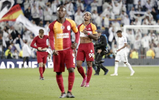 Galatasaray, Avrupa'da gülmeyi unuttu!