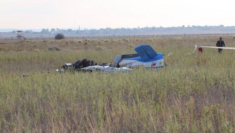 KKTC uçak kazası