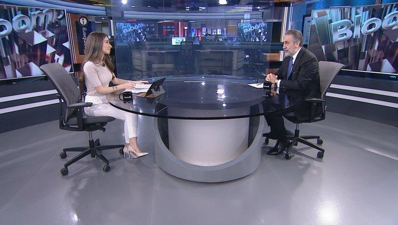 Özcan Tahincioğlu Bloomberg HT'de soruları yanıtladı