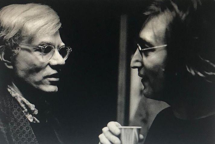 Andy Warhol ve Steve Jobs
