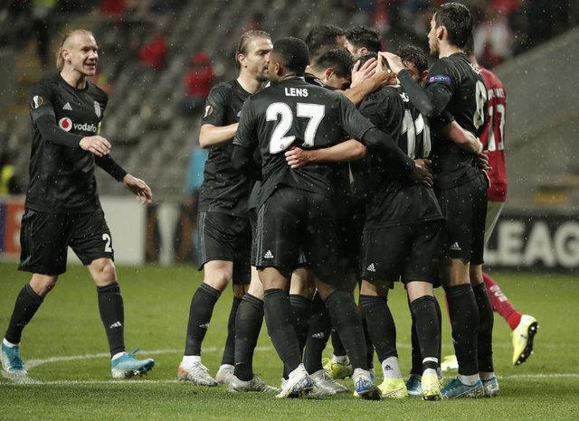 Spor yazarlarından Braga - Beşiktaş maçı yorumu