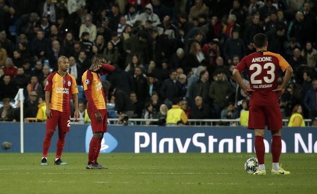 Galatasaray'da çöküşün rakamları