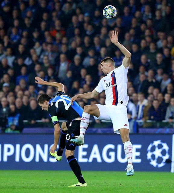 Diagne, Club Brugge'de soyunma odasında kavga çıkardı! İstenmeyen adam edildi