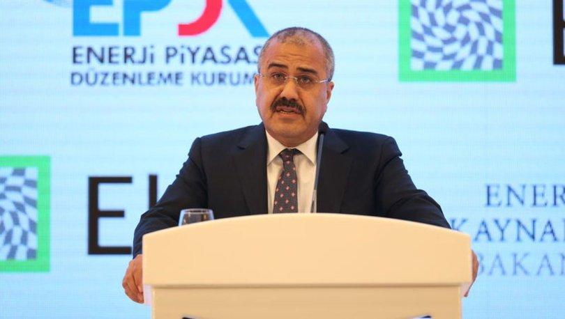 EPDK Mustafa Yılmaz